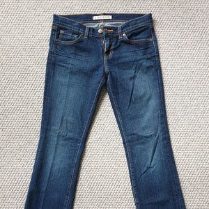 J Brand blue denim jeans sz26